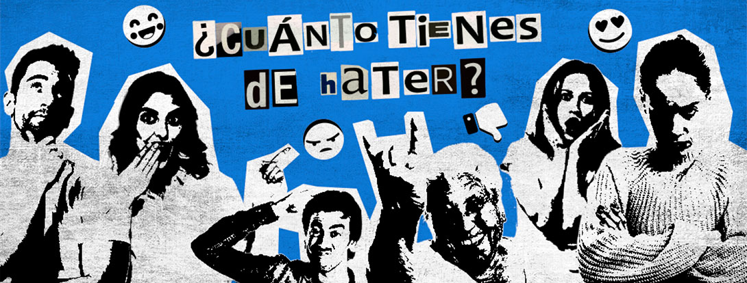 "El Test ""Save a Hater"""
