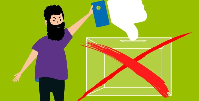 desinformación en elecciones